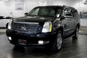 2012 Cadillac Escalade ESV 7-passenger, Navigation, Heated Leath