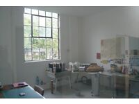 various sized workshops/ studios/ units/ to let in a warehouse conversion