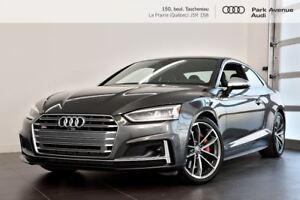 2018 Audi S5 3.0 TFSI TECHNIK NAV+B&O+TOIT PANO !