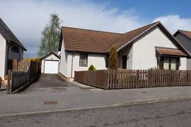 3 BED FAMILY HOME IN THE SOUGHT AFTER CRADLEHALL DISTRICT OF INVERNESS - IMMEDIATE ENTRY AVAILABLE