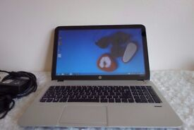 HP Gaming Touch Screen Envy Beats Audio Laptop, 6GB total graphics, 3gb dedicated, 3gb shared,