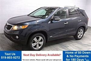 2012 Kia Sorento EX V6 AWD NAVIGATION!  LEATHER! PANO ROOF! HEAT