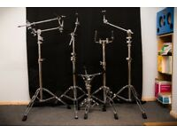 DW 9000 & 5000 Drum and Cymbal Boom Stands. NEW.