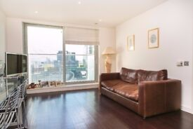 ** LUXURY 1 BED APARTMENT WITH SPA IN PAN PENINSULA, CANARY WHARF, E14 - AW