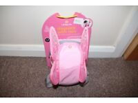 NEW - Littlelife Daysack with Reins - Butterfly