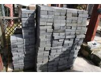 block paving bricks brand new