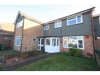 THREE BEDROOM HOUSE IN STANWELL TO RENT NEAR TO ashford heathrow airport feltham bedfont staines