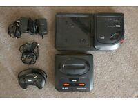 Sega Mega CD + Megadrive II