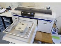 Epson F2000 For Sale SC-F2000 DTG Direct To Garment Printer