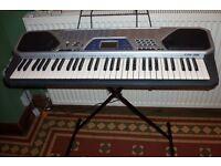 casio electric keyboard /organ