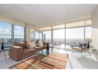 +AMAZING 3 BED 3 BATH PENTHOUSE APARTMENT IN PAN PENINSULA CANARY WHARF E14 W/CON, GYM & CINEMA