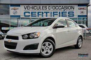 2015 Chevrolet SONIC 5 LS LS Manual