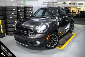 2016 MINI Cooper Countryman S ALL4 -- AWD -- XENON -- 127$/SEM*