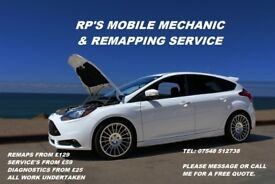 mobile mechanic and remapping