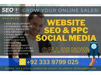 Website   SEO   Social Media   Facebook Ads   Google Ads   Digital Marketing - SEOnumber1