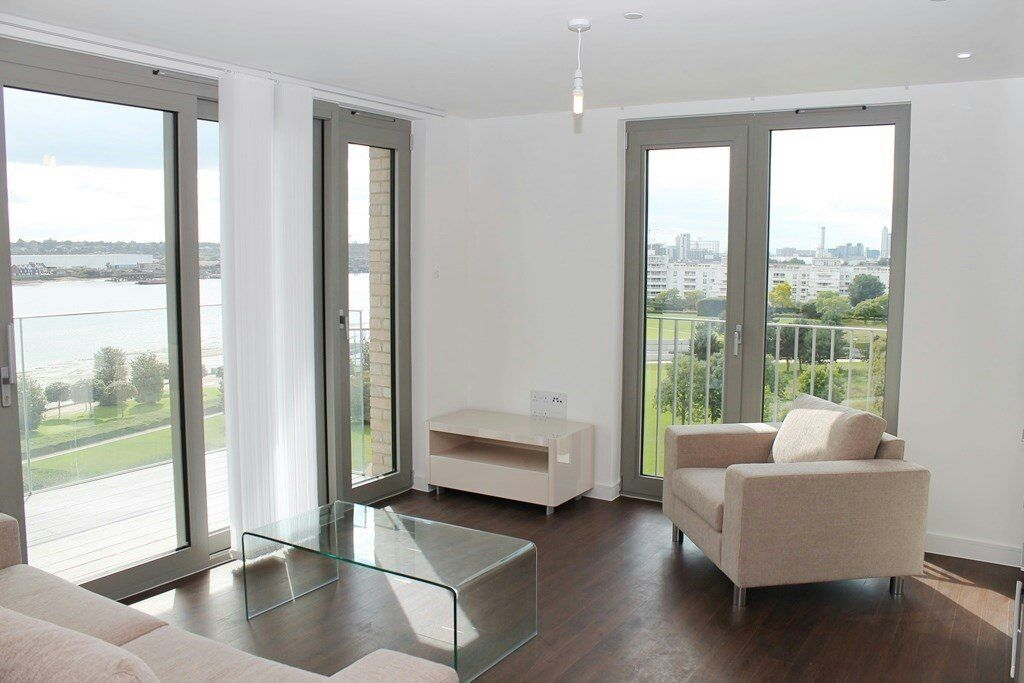 # Amazing 1 bed available now in great location - Royal Docks - E16 - CALL NOW!!