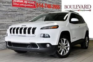 2014 Jeep CHEROKEE LIMITED V6 TOIT PANO TECH PACKAGE