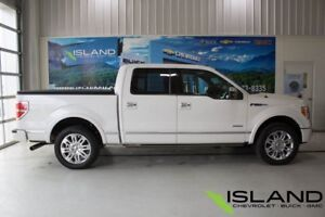2012 Ford F-150 | Leather | Retracting Running Boards