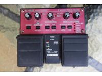Boss RC20XL Loop Station (looper pedal)