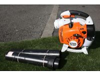 Petrol Stihl BG86c 2016 as new