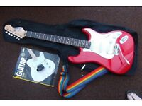 ENCORE ELECTRIC GUITAR AND AMPLIFIER