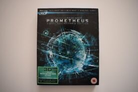 PROMETHEUS (BLURAY)