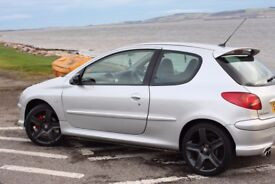 Peugeot 206 GTI 180 - VERY LOW MILAGE / A1 CONDITION