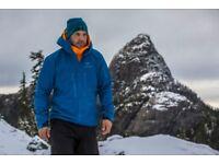 Arcteryx Alpha SV Jacket new tagged also Arcteryx pants and Rab xxl
