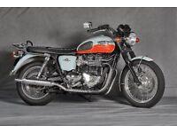 Triumph Bonneville T100 50th Anniversary Limited Edition