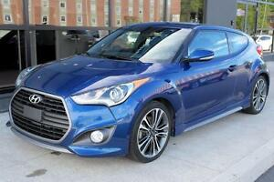 2016 Hyundai Veloster TURBO,LEATHER INTERIOR - HEATED SEATS - VI