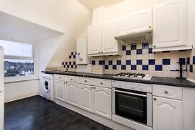 PRIME LOCATION! - A PERFECT SIZE TWO DOUBLE BEDROOM FLAT WITH SEP LIVING ROOM IN TOOTING - VIEW NOW