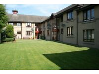 Modern, first floor property available on Hanover sheltered housing development in Grantown-on-Spey