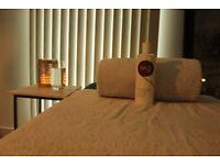 Deep Tissue Massage for Men