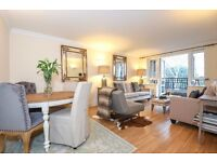 A spacious and bright two bedroom riverside apartment to rent in Kingston. Avon House.