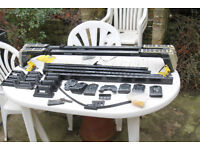 Automaxi Universal roof bars kit