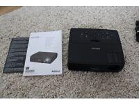 L@@K InFocus Ultra Mobile Profesional Projector, 3D Ready, HDMI, DLP, USB, PC and Mac, Full HD
