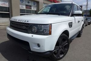 2011 Land Rover Range Rover Sport Supercharged. Navi. All Origin