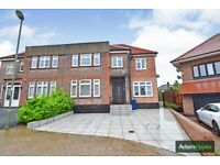 A EXTENDED FIVE BEDROOM SEMI DETACHED HOUSE situated within easy access of West Finchley Tube