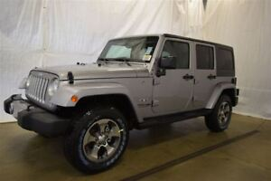 2018 Jeep Wrangler JK Unlimited Sahara + 2 Toits, Navigation+