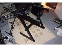 Z Style Keyboard Stands x2