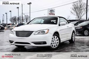 2013 Chrysler 200 TOURING+CONVERTIBLE+SIEGES CHAUFFANTS