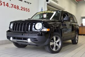 2016 Jeep Patriot HIGH ALTITUDE 4X4 VUS CUIR TOIT OUVRAN