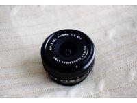 Fujifilm 18mm F2