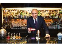 Bar Waiter/ Waitress - 45 Park Lane 5*, Competitive Salary, Immediate Start, Mayfair