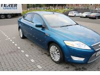 FORD MONDEO TITANIUM 2.0 TDCI WITH FULL YEAR MOT LOW MILLAGE NICE AND CLEAN INSIDE