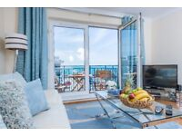 Seaview 2 bedroom Apartment Brighton Marina - Short Stay only