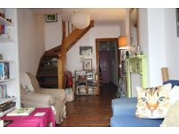 SPACIOUS 1 BEDROOM HOUSE+SELFCONTAINED STUDIO + HUGE GARDEN 3 MIN WALK TO TUBE, SHOPS & SUPERMARKET