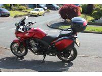 Honda CBF 600 SA-8 17000 miles also available CBF 500 ABS 11000 miles+ Hornet 600 ABS 2009