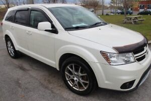2012 Dodge Journey GARANTIE 12 MOIS, R/T, AWD, NAVI, CAMERA RECU