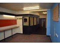 Commercial premises for rent/sale. £300 pcm